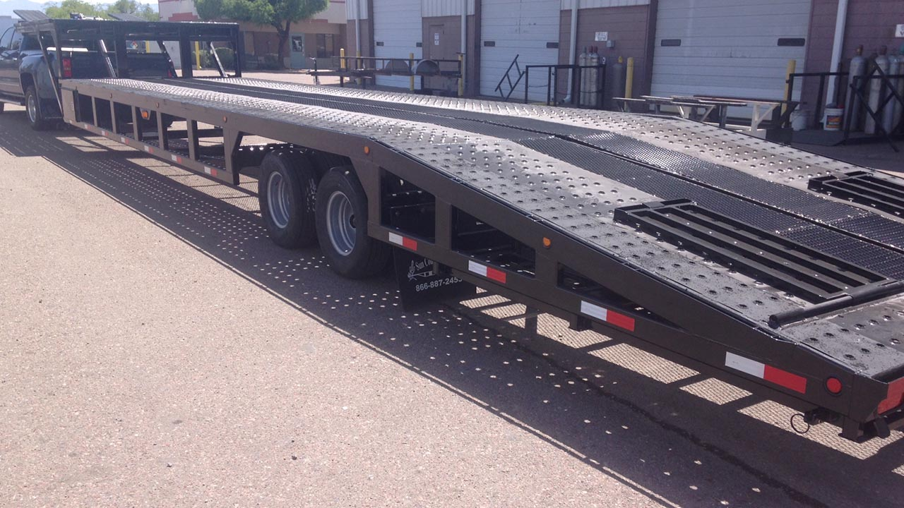 Suncountry Trailers 3 Car Hauler Standard And Custom Trailers