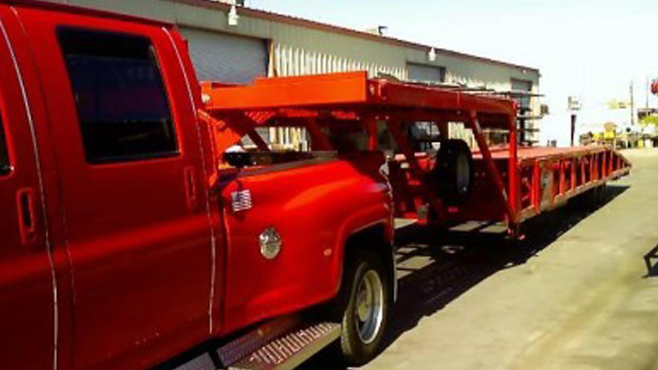 53 Foot Drop Deck 3 Car Hauler Suncountry Trailers