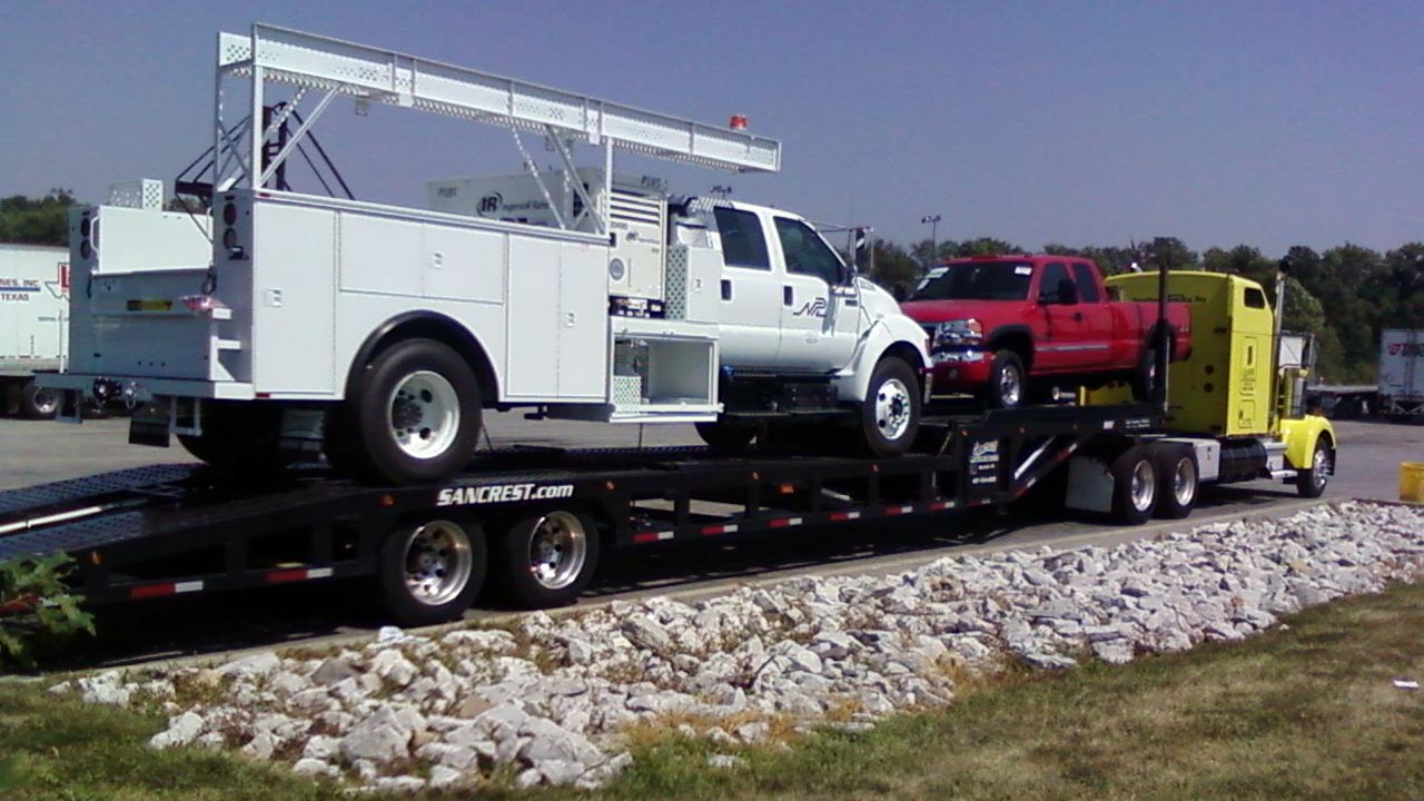 Local Car Dealers >> air ride brake 4 car carrier-2 - SunCountry Trailers
